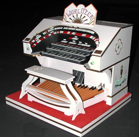 PATOS Wurlitzer 1/6 Scale Model