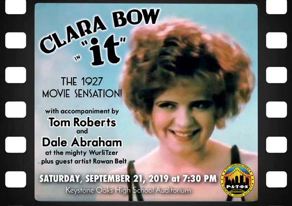 "Clara Bow in ""It"""